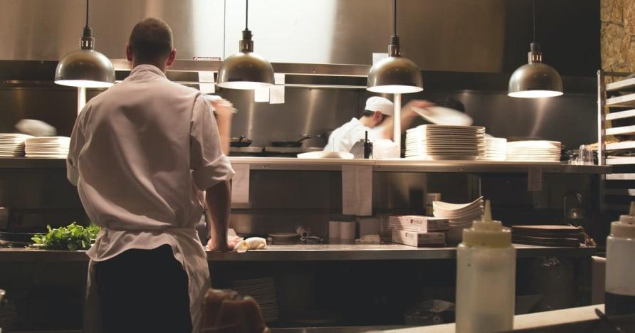 Attenzione Chef! - NetEnt rilascia Gordon Ramsay Hell's Kitchen