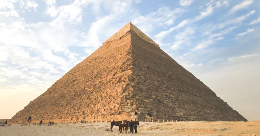 Le 6 migliori slot machine a tema egiziano con cui giocare nel 2021