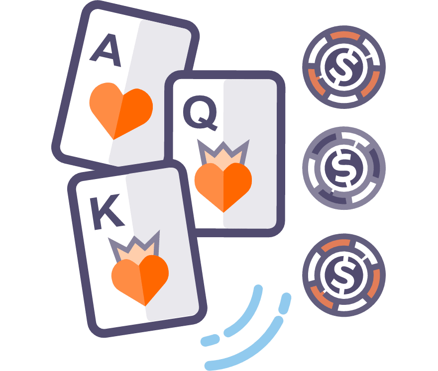 Three Card Poker Casino Mobil 2021
