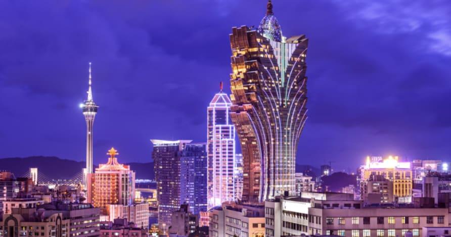 Parti per un viaggio in Oriente con Mr. Macau di Betsoft
