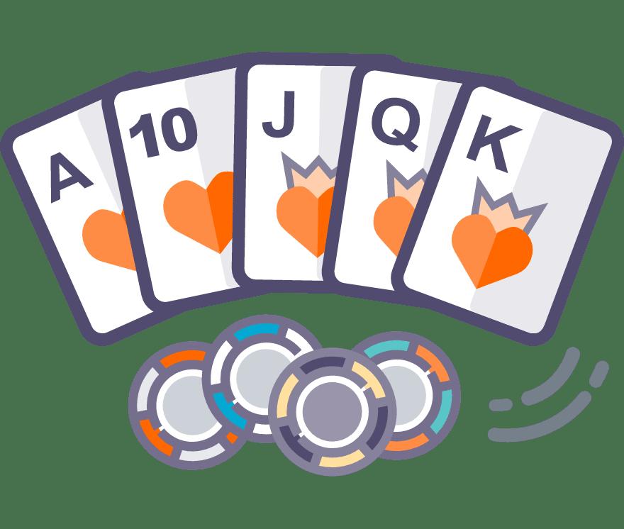 Texas Hold'em Casino Mobil 2021