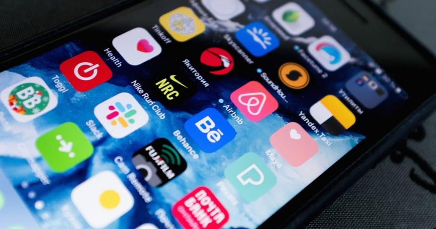 Scegliere un'app di gioco d'azzardo mobile
