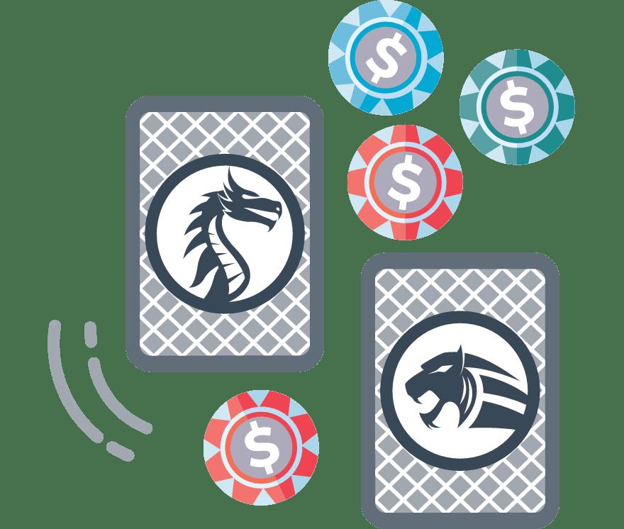 Dragon Tiger Casino Mobil 2021